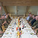 CJCS and Admiral Haakon Bruun-Hanssen, Norwegian Chief of Defence visit MCCP-N