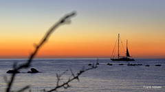 Dawn in Santa Maria Navarrese (Frank Abbate) Tags: santa maria navarrese baunei nuoro alba dawn sardinia sardegna isola island isle ogliastra southern sud south italy italia canon eos 80d sun sole sol