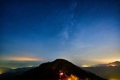 Micro Galaxy (yiming1218) Tags: galaxy 銀河 不厭亭 台灣 台北 stars sky taiwan taipei loxia21 loxia 21mm f28 carlzeiss zeiss sony fe a7rm2 ilce7rm2 a7r2 newtaipeicity jiufen 九份
