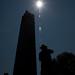 Eclipsing the Belltower