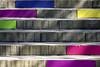 rainbow path (mariola aga) Tags: garden stairs colors rainbow path geometry simplicity light shadows art artofimages thegalaxy