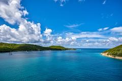 St Thomas (Randal Smith) Tags: hdr clouds ocean sky water sea 5dmarkiv canon charlotteamaliewest stthomas usvirginislands vi