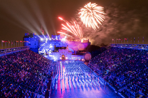 CJCS attends the Royal Edinburgh Military Tattoo