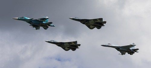 Sukhoi Flypast - 7