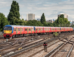 Class 456 456010 and Class 455 5907 South West Trains_8150032 (Jonathan Irwin Photography) Tags: class 456 456010 455 5907 south west trains