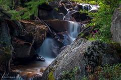 Waterfall - Switzerland (norm.edwards) Tags: waterfall switzerland slow shutter green white water fall siviez tortin stumble beautiful rocks energy time freeze