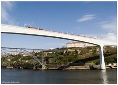 Gaia 10-03-13 (P.Soares) Tags: comboio cp comboios carga cpcarga caminhodeferro tren train trains transportesxxi terminalintermodal lusocarris portugalferroviário 1960 pontesjoão