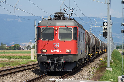 SBB CFF FFS Cargo Re 620 046-3