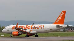 Airbus A320 G-EZWU EasyJet (William Musculus) Tags: euroairport basel mulhouse airport freiburg aéroport lfsb eap bsl mlh