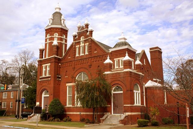 Temple B'nai Sholom - Huntsville