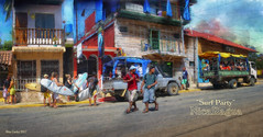 Surf Party - NicaRagua (Mike Cordey) Tags: nicaragua sanjuan del sur sanjuandelsur central america surfing party
