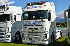 *NEW* Volvo FH4 Autotrasporti Grava (Samuele Trevisanello) Tags: truck team valley gera lario como trucks truckspotting truckmeeting meeting fotobyst camion volvo volvofh fh fh4 4 new autotrasporti grava
