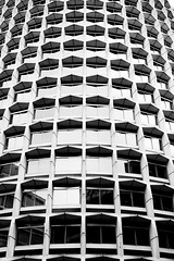 Points Of View (Douguerreotype) Tags: monochrome abstract buildings window city bw uk geometry british mono gb blackandwhite architecture britain england urban london geometric symmetry glass