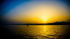 Puesta en Estepona (pepoexpress - A few million thanks!) Tags: nikon nikkor d610 nikond610 nikond61024120f4 d61024120mmf4 24120mmafs pepoexpress sunset sunrise sea sky puestadesol estepona málaga mar water sun goldenhour horadorada horamágica