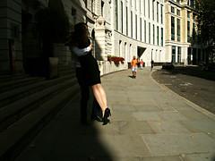 Human Mannequin (Becky Frances) Tags: beckyfrances city candid colour colourstreetphotography canpubphoto documentary england eastlondon cityoflondon finsburycircus london lensblr light olympus streetphotography socialdocumentary summer urban uk 2017