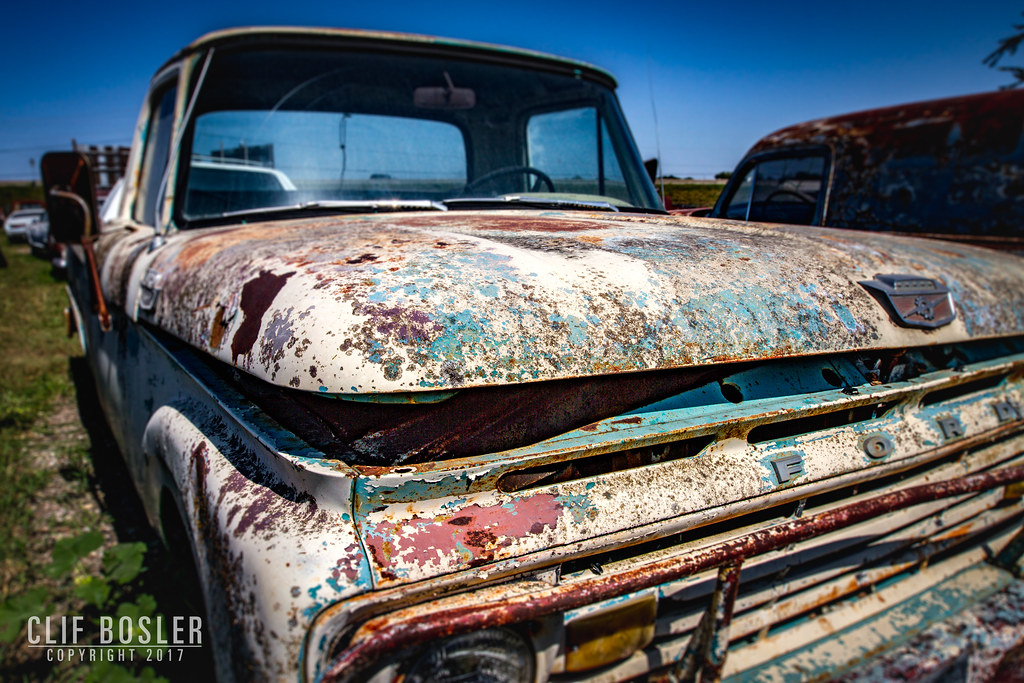 The World 39 S Newest Photos Of Patina And Truck Flickr
