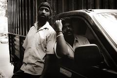Bangalore. (Devlin Cook) Tags: film grain candid street india bengaluru bangalore preasph 35mm summilux f135 pakon developed stand adanol rodinal 1600 pushed 400 pan ilford leica m6