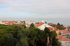 widok Lizbona