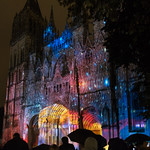 Rouen Cathedral Light Show Sept 2017 07 thumbnail