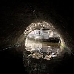 Alkmaar (Harry -[ The Travel ]- Marmot) Tags: holland nederland netherlands dutch hollands nl alkmaar stad city urban stedelijk stads allrightsreservedcontactmebyflickrmail canal gracht debloemenschuit bridge tunnel