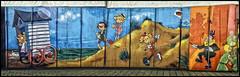 Stripfestival Middelkerke (glessew) Tags: middelkerke stripfestival festival comic cartoon strip guustflater tekening drawing art kunst vlaanderen westvlaanderen belgië belgique belgium juffrouwjannie lambiek robbedoes kwabberboot