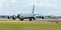 USAF United States Air Force Boeing KC-135-R 61-0299 (James L Taylor) Tags: usaf united states air force boeing kc135r 610299 raf mildenhall 19917