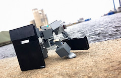 ra-08_harbour (3D-Foundry) Tags: lego mech mecha robot moc futuristic mechsuit technic future cube square geometric scifi