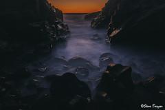 0S1A6198 (Steve Daggar) Tags: kiama bombo seascape sunset sunrise landscape longexposure