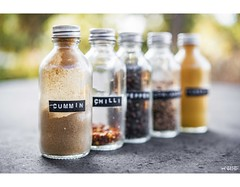 Spicing Things Up A Little (red stilletto) Tags: barwonheads bellarinepeninsula spice spices chilli cumin pepper peppercorns cottesloe cottesloebeachschack beachshack
