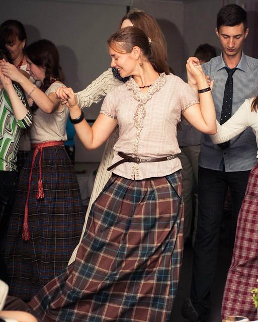 """Фота з суполкі """"Беларускія народныя танцы у Магілеве"""""""