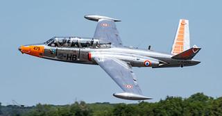 Fouga CM170 Magister