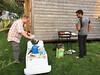 après l'effort, le barbecue (futoshita) Tags: iphone 6 plus vacances bussang greg laurent barbecue beignet brimbelle