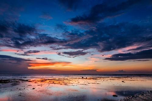 Sunset Mangsit Beach