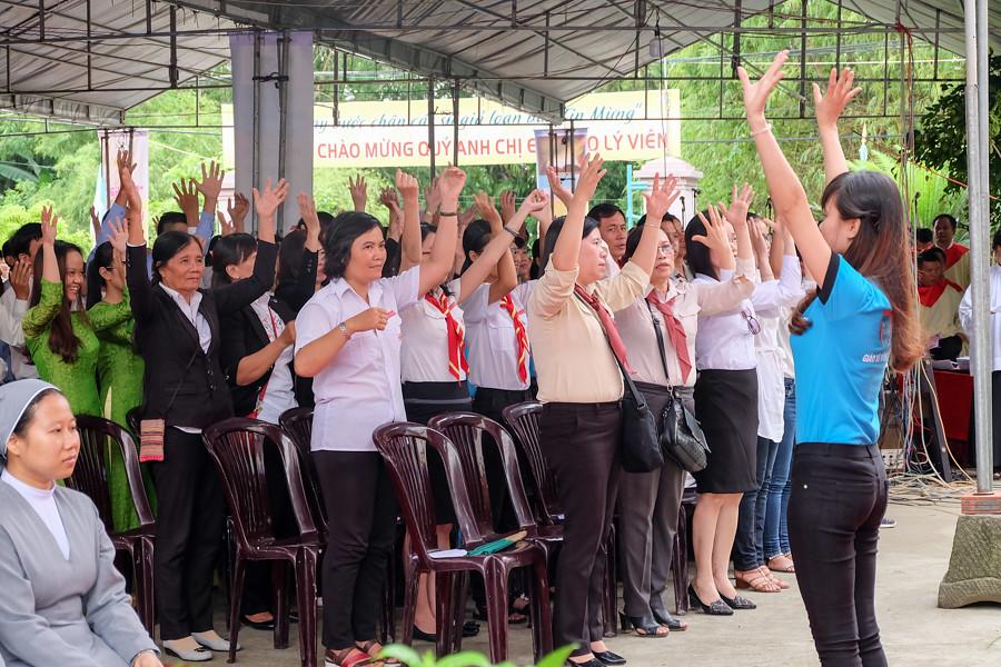Le Anre Phu Yen va DH Giao Ly 2017-18