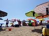 Vita da spiaggia (STE) Tags: sicilia sicily marzamemi mare sea spiaggia beach estate summer samsunga32017 ombrellone ombrelloni
