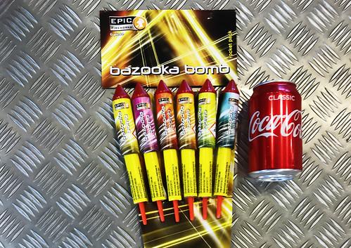 Bazooka Bomb 1.3G Rocket Pack #EpicFireworks