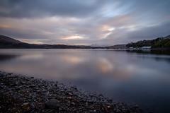 Sunset at Portree (koos.dewit) Tags: gb 2017 fuji fujixt2 fujifilm fujinonxf1024mm koosdewit le lee leefilter longexposure portree scotland clouds colors colours holiday koosdewitnl landscape reflections seascape sunset water
