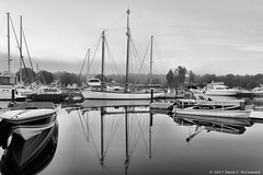 Traditional Lines (David C. McCormack) Tags: americana antique blackwhite bw blackandwhite boat eos eos6d environment greatlakes harbor lakemichigan lakefront lake midwest monochrome outdoor wisconsin water landscape reflection