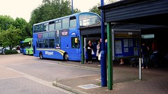 Whippet Coaches Fleet WD433: St Ives Bus Station