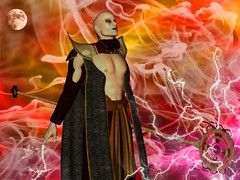 Merlin (ICARUSISMARTDESIGNS) Tags: wizard portrait trendy vintage fantasy mythology magic excalibur camelot legendary arthurianart modern geek digital painting imagination mind color popular cool pattern colorful water retro landscape artist fractal artistic graphic vivid creative space contemporary unique waves world meditation metamorphosis evolution abstract future