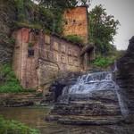 Beautiful Decay - First Dam - Ithaca, NY thumbnail