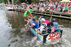 Reston Cardboard Boat Regatta - 2017 (Bosta) Tags: 2017 boat cardboardregatta lakeanne race reston restonmuseum restonvirginia slamdunk virginia unitedstates us