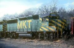 MKT GP39-2 364 (Chuck Zeiler) Tags: mkt gp392 364 railroad emd locomotive cotter chuckzeiler chz