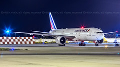 Air France Boeing B777-200 ER F-GSPC Bangalore (BLR/VOBL) (Aiel) Tags: airfrance boeing b777 b777200er fgspc bangalore bengaluru canon60d