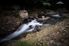 Upstream photo of Gitgit twin falls (FROZEN ! !) Tags: water landscape longexposure canon canon6d ndfilter smooth travel adventure explore bali indonesia seasia nature tour