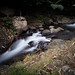 Upstream photo of Gitgit twin falls