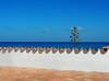 Caldo, luce, mare -  Hot, light, sea (Ola55) Tags: ola55 italy calabria estate summer sea mare caldo hot luce light calapetrosa italians blu azzurro blue cielo skly agave
