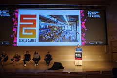 2017 Games for Change Festival: Industry Circle (Games for Change) Tags: 2017 day1 g4c gamesforchangefestival nyc parsonsnewschool jesseschell schellgames industrycircletownhall