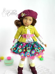 effner1 (StilLeni) Tags: diannaeffner dolls dress stilleni littledarling paolareina