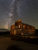Bodie IOOF Hall at Night (Jeffrey Sullivan) Tags: ioof hall bodie state historic park eastern sierra bridgeport california usa abandoned wild west ghost town night photography workshop canon eos 6d astrophotography photo copyright 2017 jeff sullivan september dechambeau hotel
